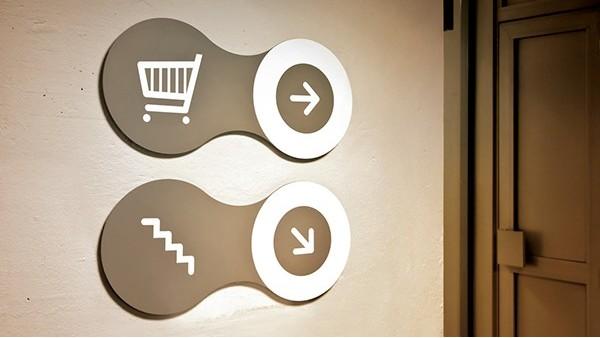企业导向标识系统的设计内容解析