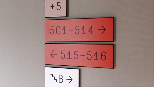 酒店标识标牌的设计详解