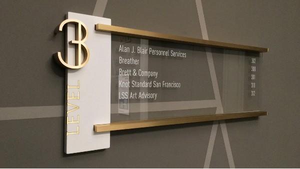 解析酒店标识标牌设计制作的三要素