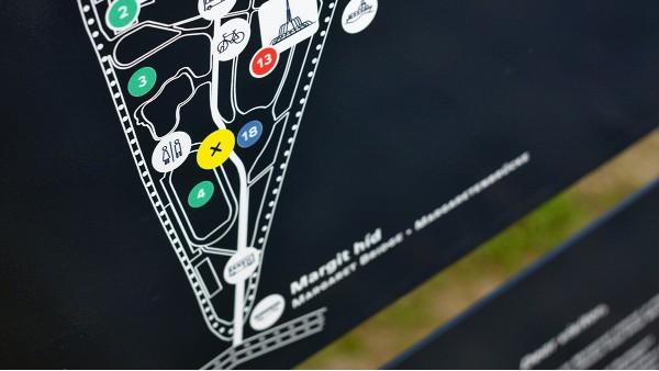 环境标识标牌系统制作的实际意义