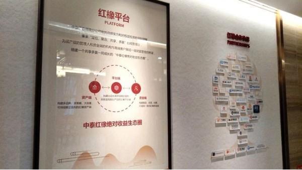 企业文化墙标识的几种使用类型