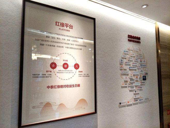 企业文化墙标识