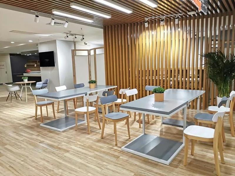景观天下(广州)与上海复旦大学合作 — 食堂理念创新