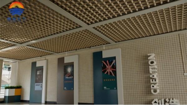 校园文化背景墙标识规划使用的方法